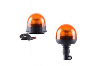 FARO ROTATIVO FLEXIBLE LED 12-24V